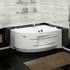 Фото 4132: Гидромассажная ванна Радомир (Wachter) Ирма 2 (форсунки белые)