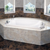 Фото 3569: Акриловая ванна без системы гидромассажа Радомир (Fra Grande) Эстелона