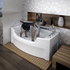 Фото 6602: Акриловая ванна без системы гидромассажа Радомир (Radomir) Чарли