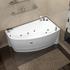 Фото 5181: Гидромассажная ванна Радомир ОРСИНИ CHROME серия Standard