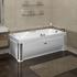 Фото 6929: Гидромассажная ванна серия ПАРМА GOLD серия Standard