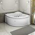 Фото 4566: Гидромассажная ванна СОРРЕНТО WHITE серия Comfort