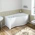 Фото 671: Акриловая ванна без системы гидромассажа Радомир (Vannesa) Миранда