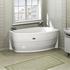 Фото 8451: Акриловая ванна без системы гидромассажа Радомир Орсини