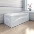 Фото 7529: Акриловая ванна без системы гидромассажа Радомир (Vannesa) Роза