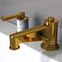 Фото 5826: Смеситель Радомир для ванной Империал Gold
