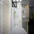 Фото 7304: Стенка со стеклянной шторкой Радомир Gold на ванну Валенсия