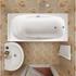 Фото 9109: Ванна чугунная Jacob Delafon SUPER REPOS 180х90 с ручками