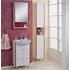 Фото 1196: Зеркальный шкаф Акватон РОКО левое 1A107002RO01L
