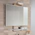Фото 6841: Зеркало Акватон ЛОГИКА-М разборное венге 1A052102LOD90